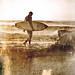 Vintage Surfer by Naomi Frost - naomi takes photos