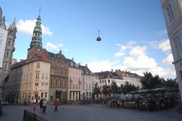 La sede del consejo de los países nórdicos