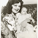 clara bow with son