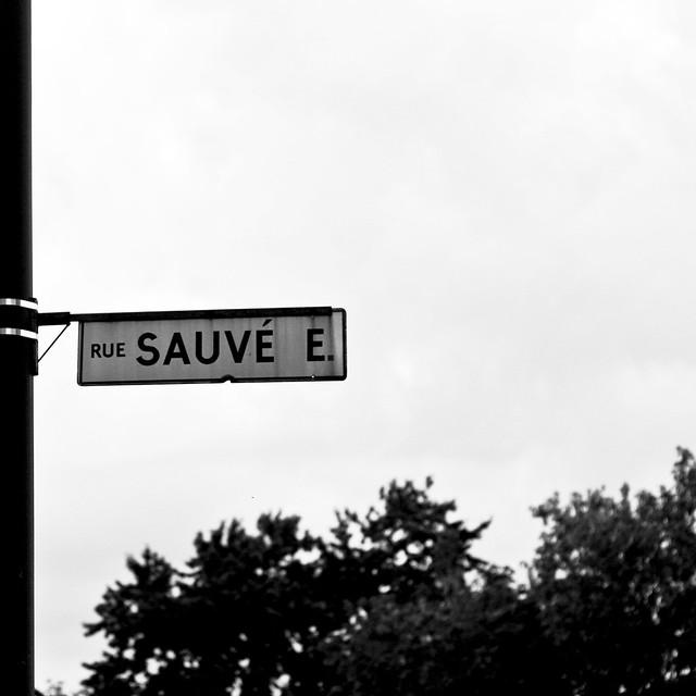 Rue Sauvé E.