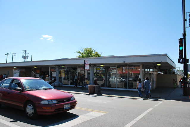 d1cae2f27bc Albany Park to Walgreens: Make a Walkable Store, Not Curb Cuts and Parking