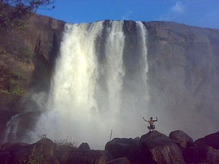 Athirapally water falls
