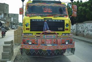 Yellow Truck 08