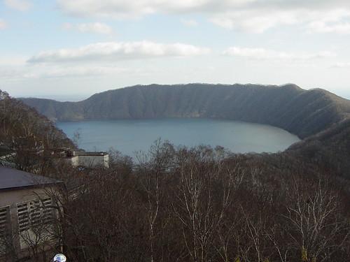 日本水質第一的俱多樂湖