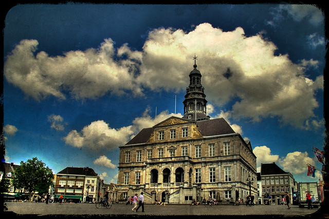 City hall maastricht flickr photo sharing - Maastricht mobel ...