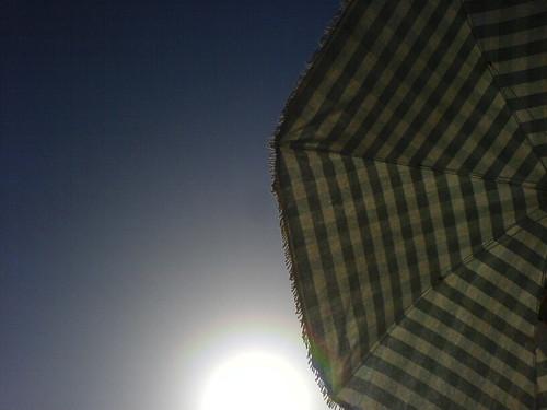 sotto l'ombrellone