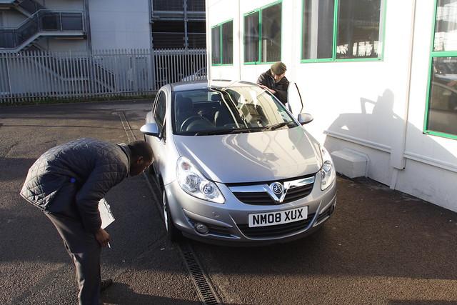 Rental Car England Thrifty