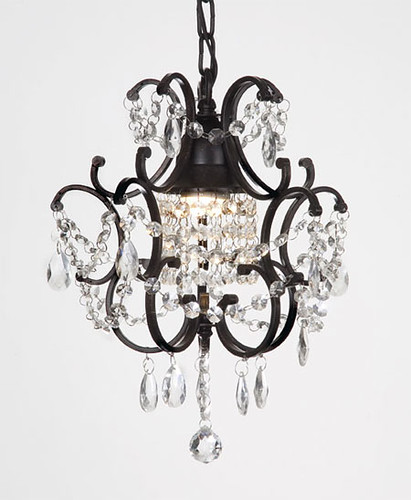 Crystal And Iron Chandeliers - Compare Prices, Reviews and Buy at