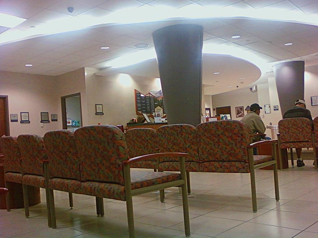 Average Emergency Room Wait