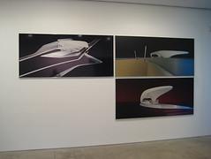 Zaha Hadid Exhibit at Sonnabend