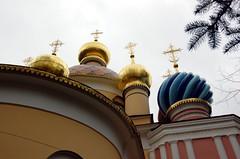 Храм Спаса Преображения в Переделкине
