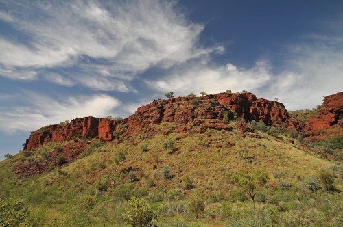 Hamersley Ranges, North-Western Australia