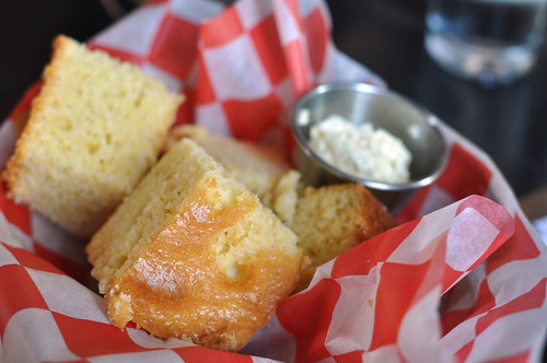 Corn bread & honey butter