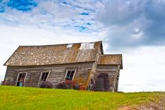 Palouse Old barn