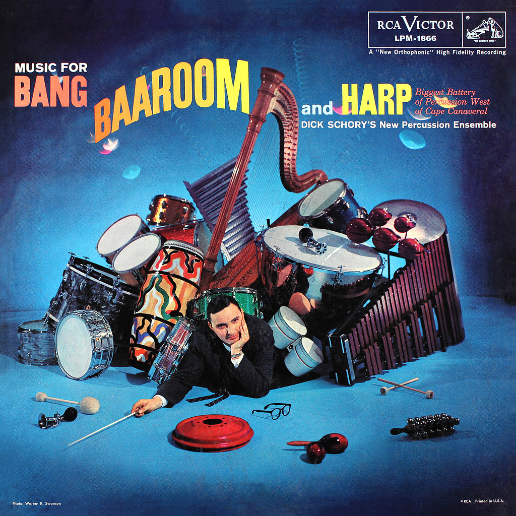 Dick Schory - Music for Bang, Baa-Room and Harp