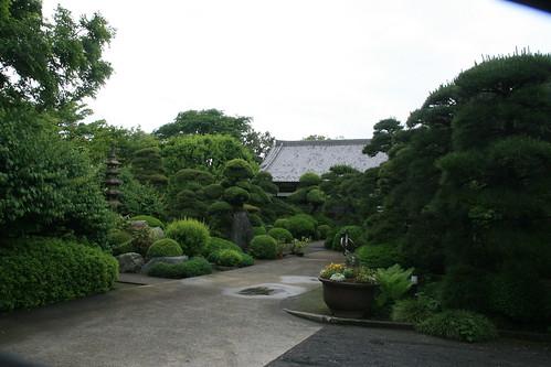 Karasuyama Temple Street, Setagaya, Tokyo