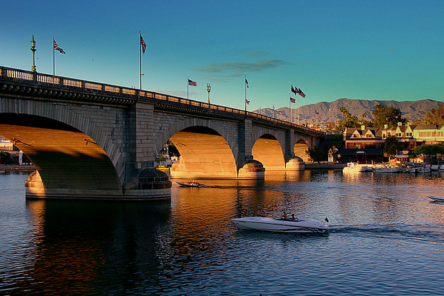 London Bridge, Lake Havasu, Arizona