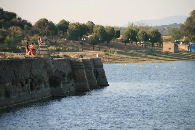 Baños Romanos Badajoz:baños en proserpina