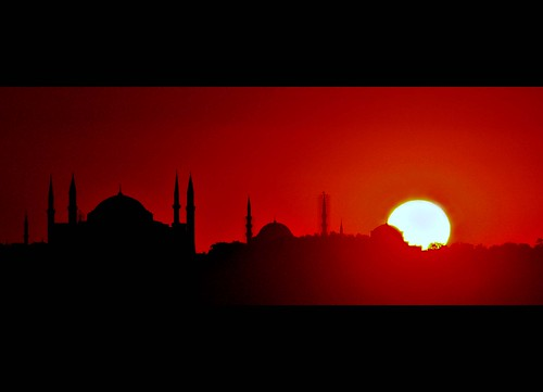 İstanbul sunset
