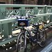 Bike on top of Grand Central overpass by bettybl