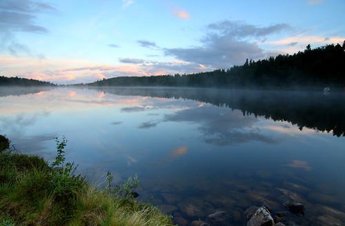 sunset sky lake potofgold tokina1224f4 tokinaatx124prodx absolutelystunningscapes natureandnothingelse såtefjell
