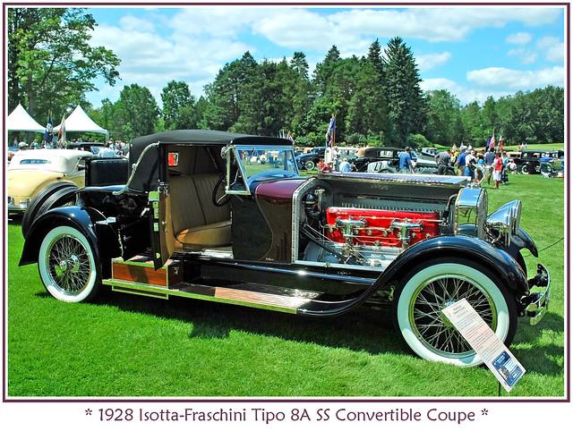 1928 Isotta-Fraschini