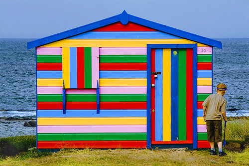 Beach Hut 32 - Hopeman - Scotland