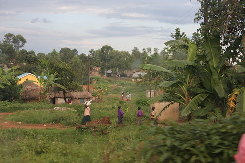 Life on the outskirts of Gulu