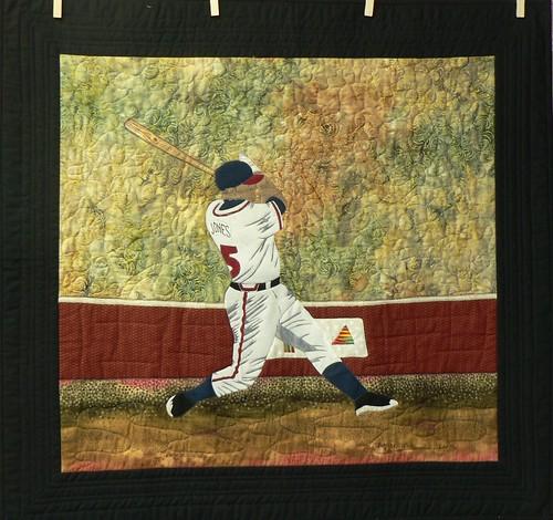 Beginner's Art Quilt #2