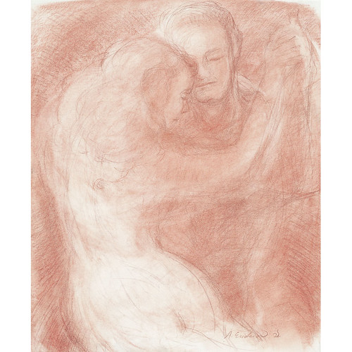 swirling embrace