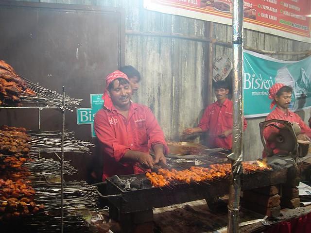 Kebabs @ Bandra Fair