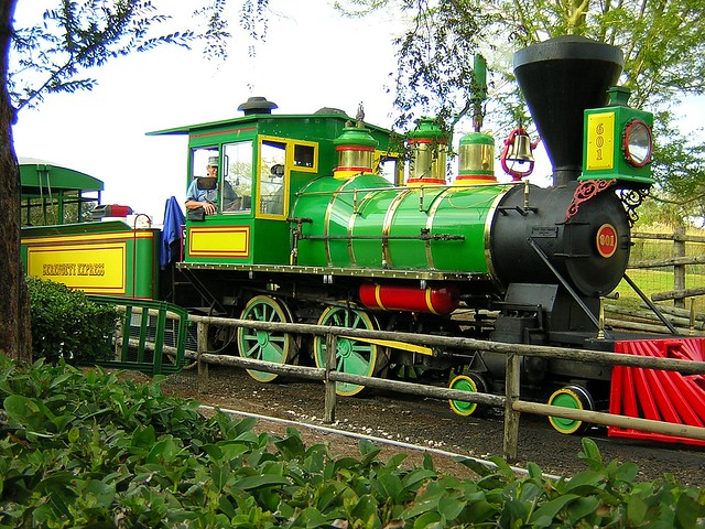 Bushe Gardens Train Pictures 107