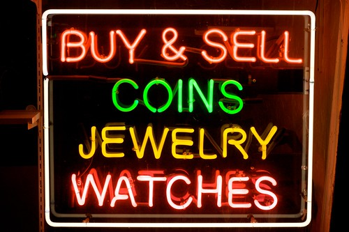 Buy & Sell Coins Jewelery Watches