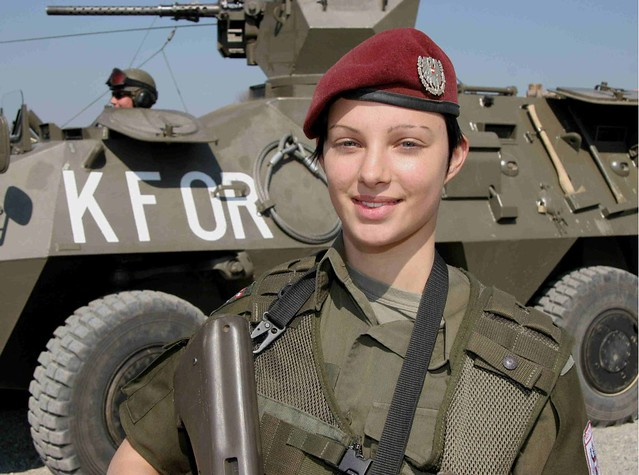 Austrian Female Soldiers - A Gallery On Flickr-6920