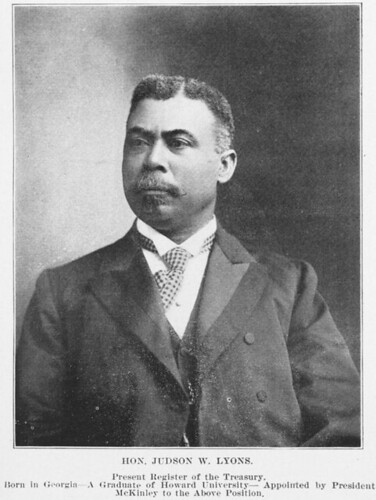 HON. Judson Whitlocke Lyons, Lawyer, Teacher, Stateman