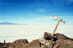 Salar de Uyuni e Atacama