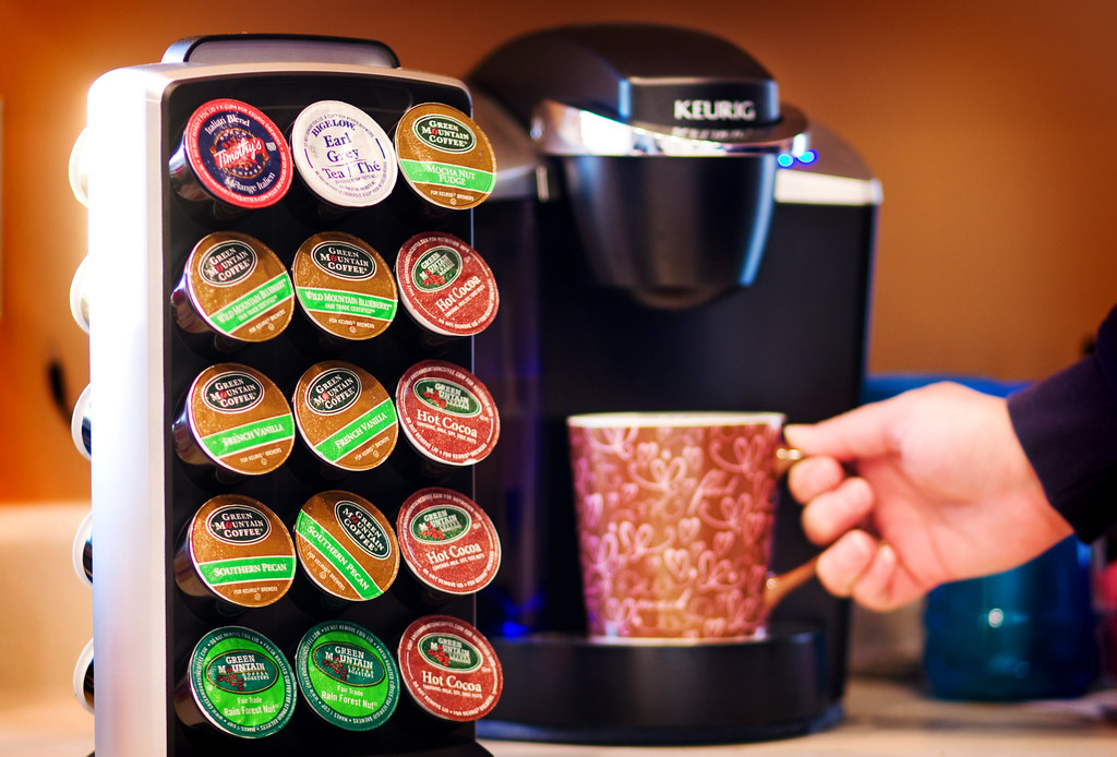 Black And Decker Coffee Maker Will Not Turn On : COFFEE MAKERS K CUP : K CUP - BLACK DECKER ONE CUP COFFEE MAKER