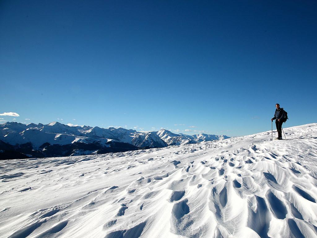 Alberto e la neve