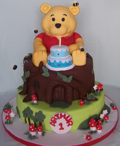 Cake Design Pooh : Winnie The Pooh Cake Designs Winnie The Pooh Pictures ...