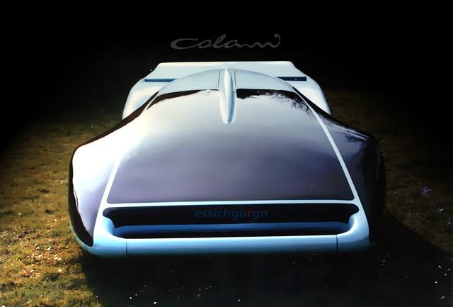 1983 Mazda Le Mans Prototype (Colani)