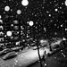 London White City Snow by tad.ok