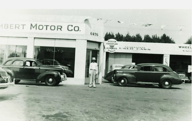 Hudson-Terraplane & Willys Dealership