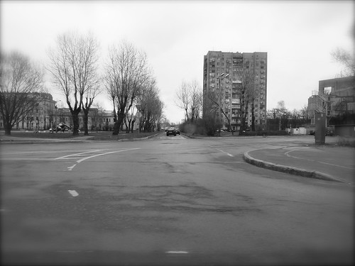 Outskirts of St Petersburg