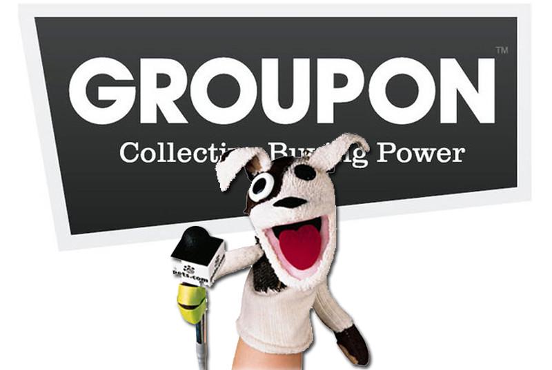 """""""I'm back!"""" - Groupon IPO"""