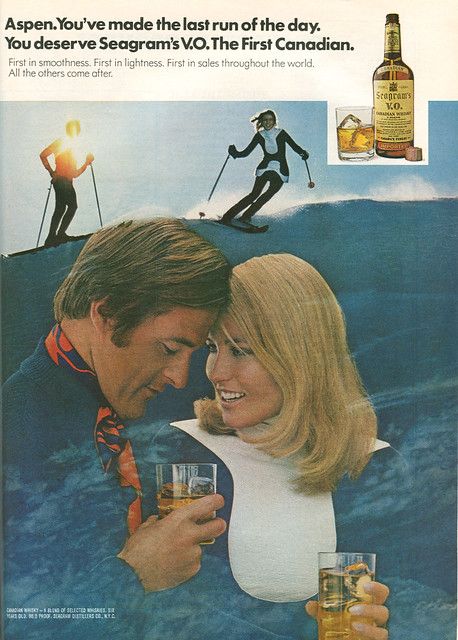 Seagrams - 1973