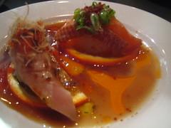 tteokbokki(0.0), meat(1.0), asam pedas(1.0), food(1.0), dish(1.0), soup(1.0), cuisine(1.0),