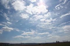 Blue skys over Kutztown