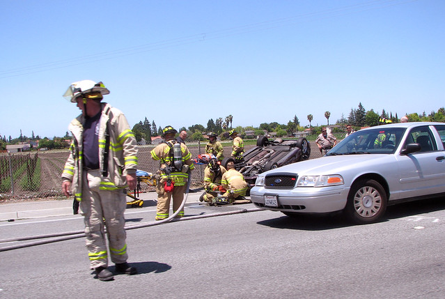 Car Accident In Sunnyvale Ca