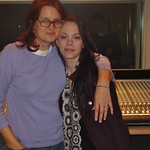Mindy Smith at WFUV with Claudia