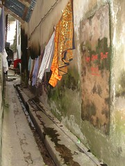 Back alley, Mombasa Old Town
